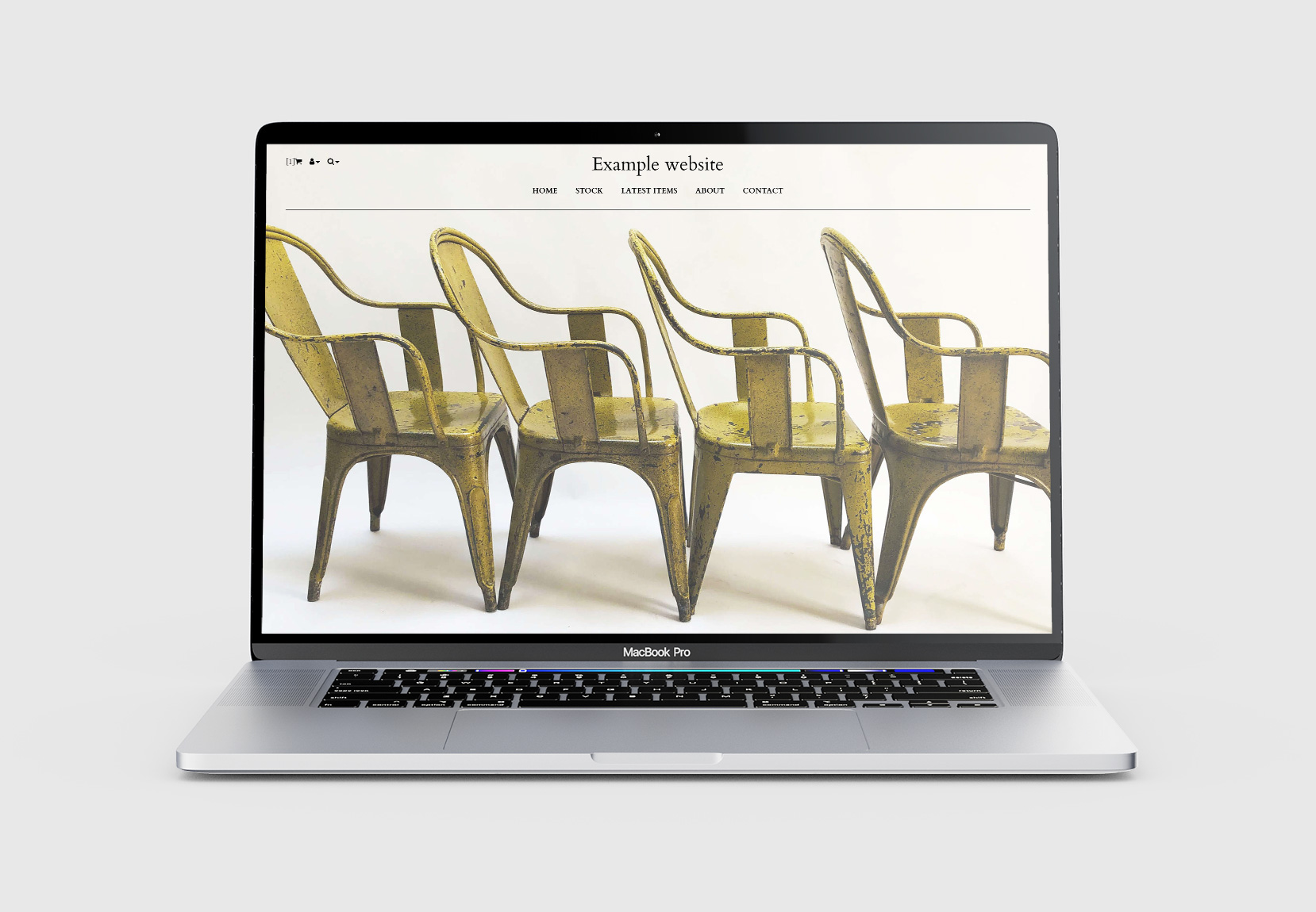 Cromford design theme