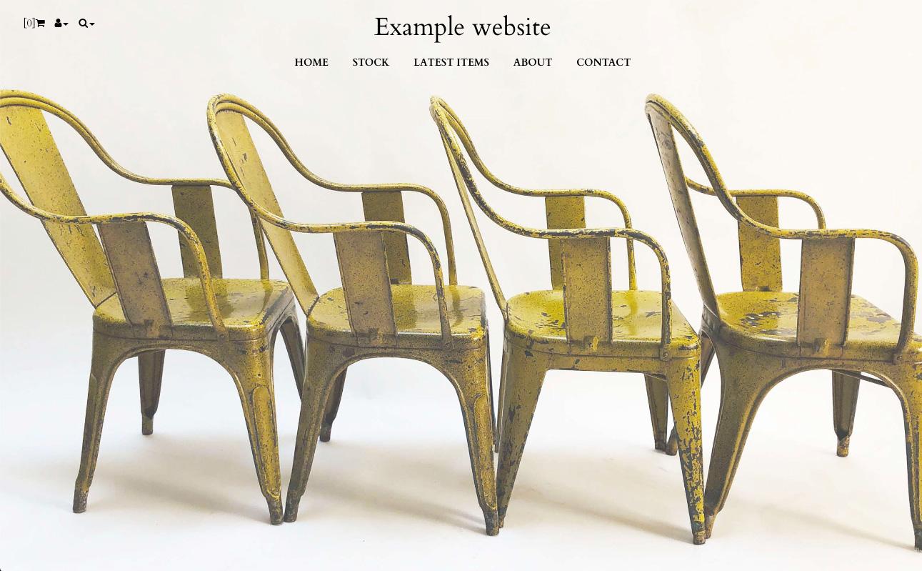 Cromford Example site