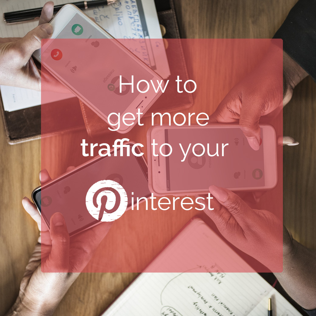 Get more traffic to your pinterest