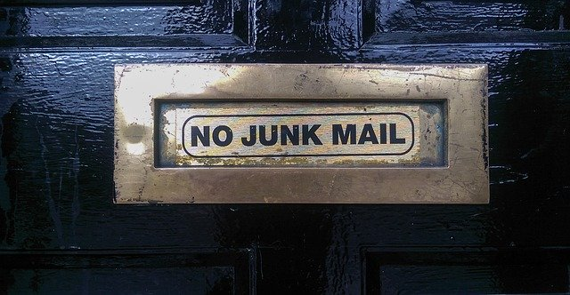 Avoid spam filters