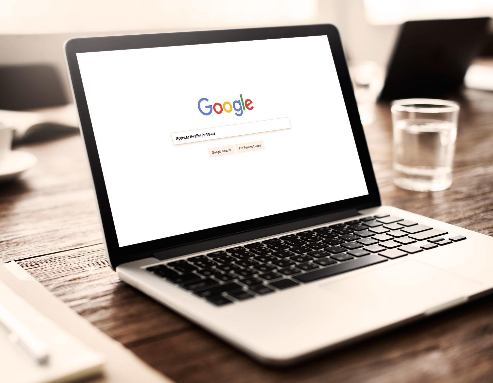 Spencer Swaffer site on Google