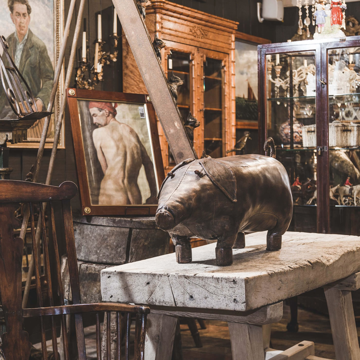 Image of Spencer Swaffers Antiques Shop