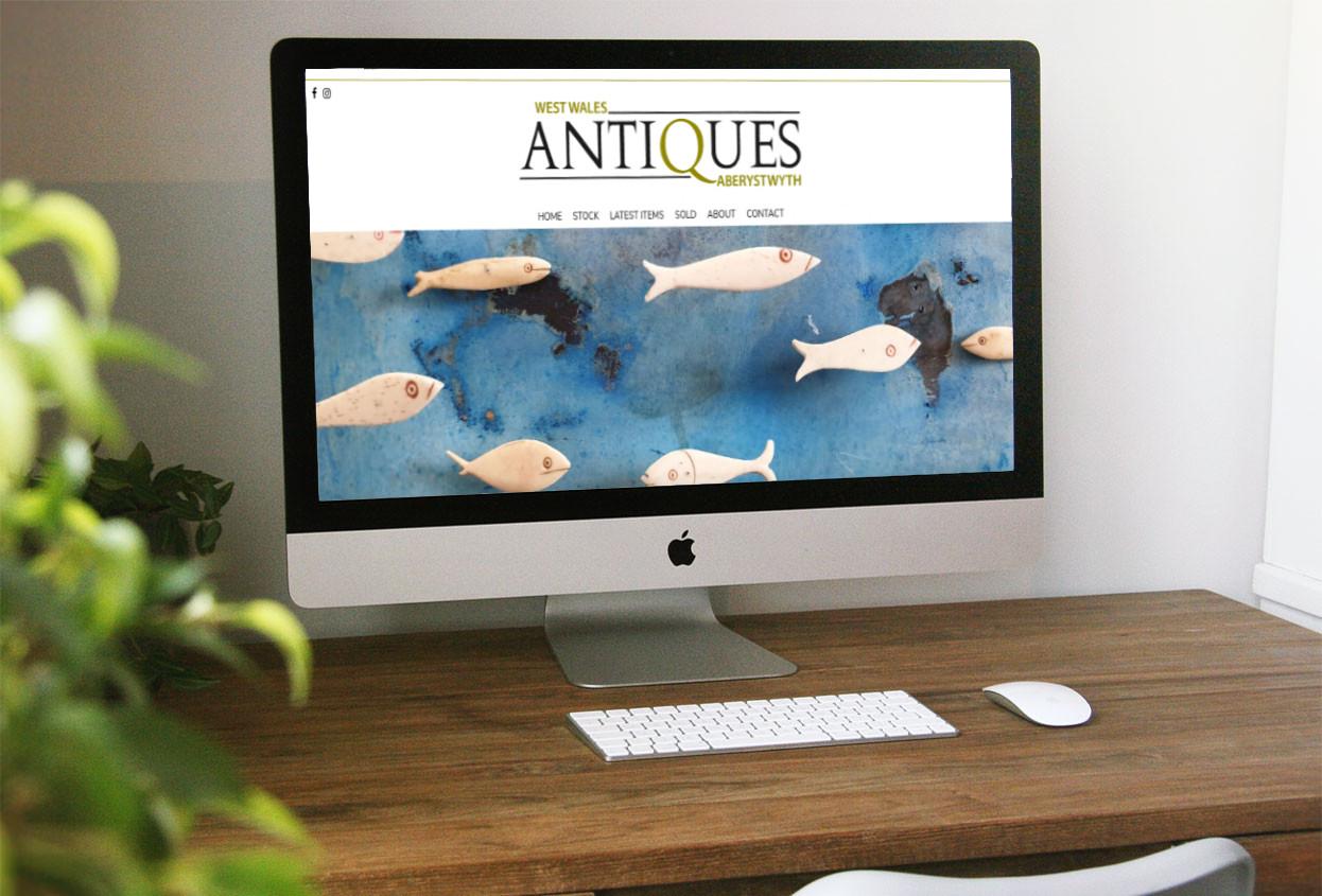 West wales antiques