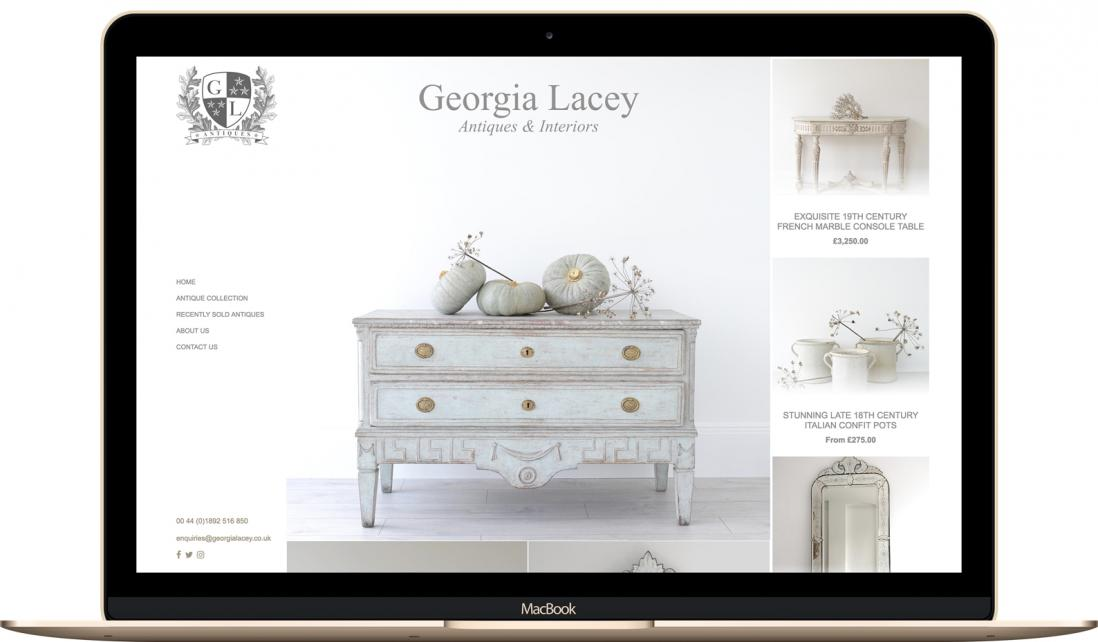 Georgia Lacey Antiques